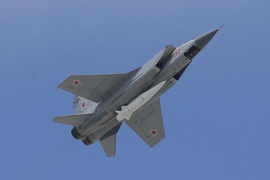 МиГ-31 се урна во Русија, пилотите се спасиле