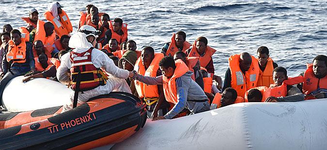 ОН: Криумчарењето на луѓе во Средоземното Море станува се поопасно