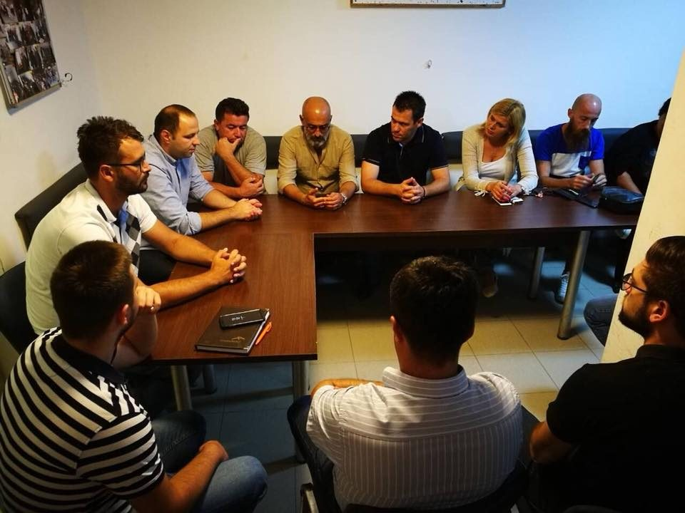 Мисајловски, Михајловски и Стојкоски на средба со граѓаните во Чучер Сандево: Народот гласно зборува за неспособноста на власта