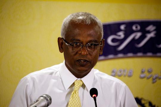 Опозицискиот лидер на Малдивите победи на претседателските избори