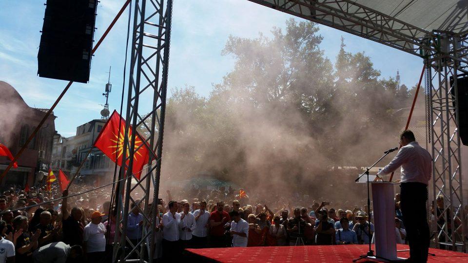 Мицкоски: Ако не се постигне цензус од 900.000 гласачи, референдумот е неуспешен