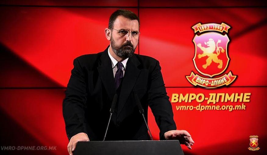 Стоилковски: Заев лаже кога вели дека остануваме Македонци и дека државата останува Македонија