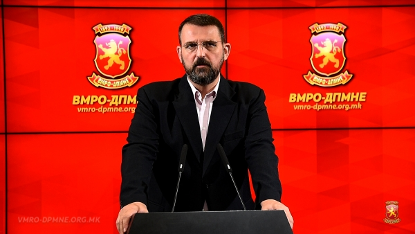 Стоилковски: Заев јавно повикува на поткуп на гласачи, Обвинителот мора да реагира