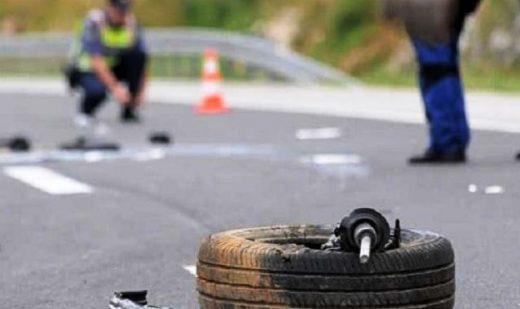 Сообраќајка кај Мокрино, двајца повредени