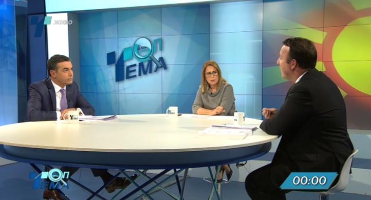 Николоски: Граѓаните се плашат од манипулација од овој референдум