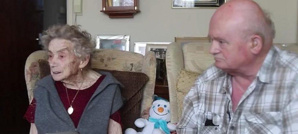 Никогаш не е доцна: Оваа баба има 100 години, а наскоро ќе се венча за 26 години помлад маж