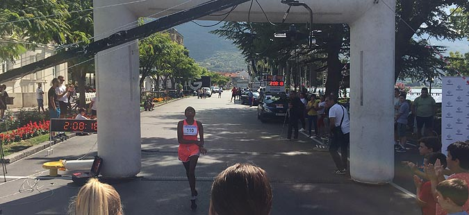 Кенијците Ротич и Мутони победници на 32. Охридски атлетски маратон