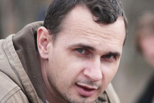 Олег е осуден на 20 години затвор и веќе 134 дена штрајкува со глад, но вчера стана почесен граѓанин на Париз