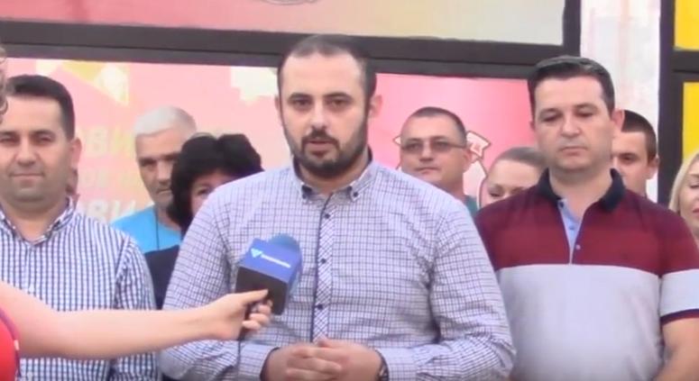 Ѓорѓиевски: Во Валандово граѓаните се соочуваат со тешки финансиски проблеми, нема вработувања и владее тага и несреќа