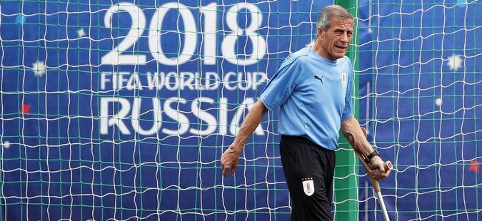 Табарез уште четири години ќе биде селектор на Уругвај