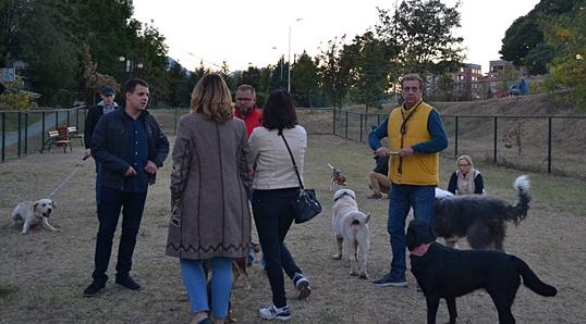 Катче за вашите миленици: Нов парк во Карпош