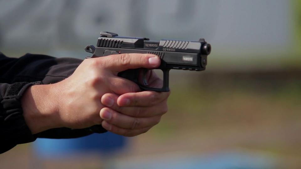 Арачиновец самиот се застрелал со пиштол: Доби рана, но и кривична пријава