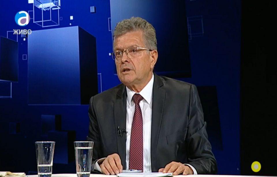 Јанкуловски: Нема ништо да остане од Република Македонија ако го прифатиме овој договор