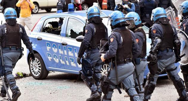 Во Италија покрената истрага против 44 полицајци поради тортура во затворите