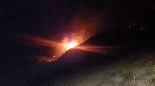 Локализиран шумскиот пожар над Ново Село
