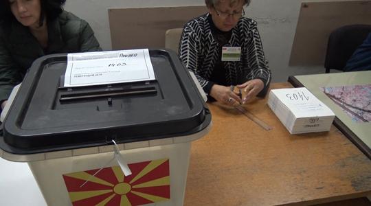 Навреме почна гласањето во Прилеп, Кривогаштани, Долнени и Крушево