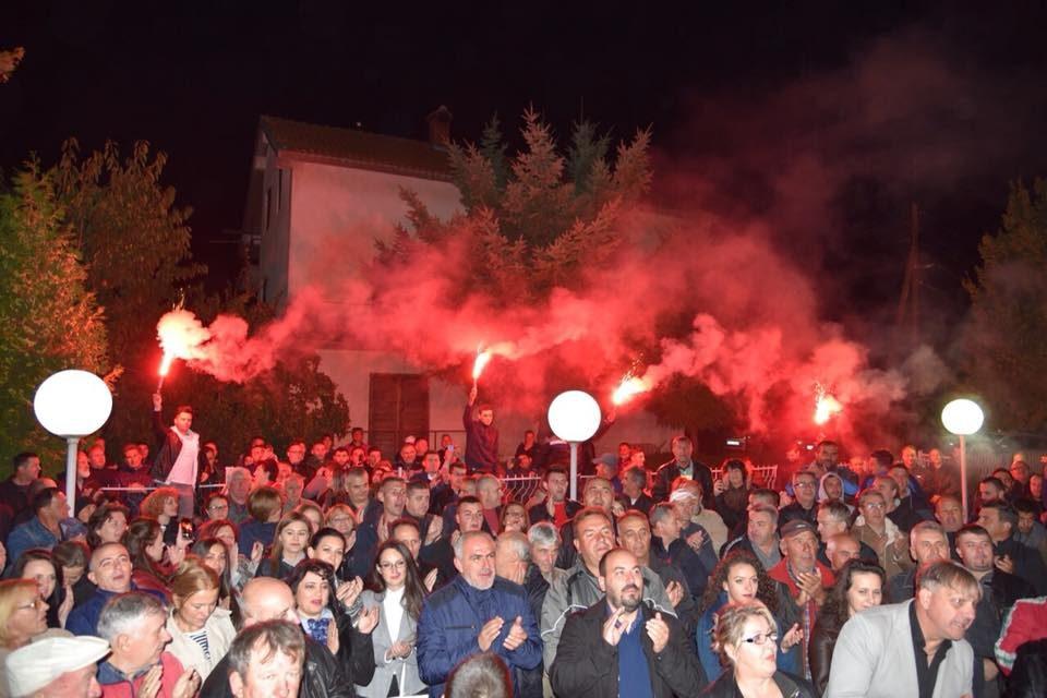 Мицкоски: Македонија е нашата судбина, и нашата иднина, а Македонија мора да победи