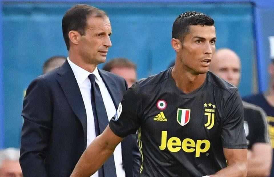 Алегри: Најдобриот натпревар на Јувентус оваа сезона беше поразот од Манчестер јунајтед