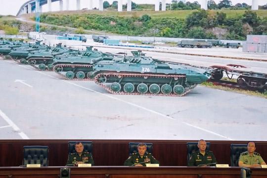 Русија ги почна најголемите воени вежби по Студената војна
