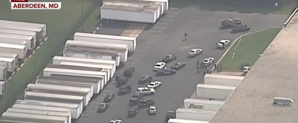 ВИДЕО: Вооружен напад во Мериленд во САД, има мртви (ВО ЖИВО)