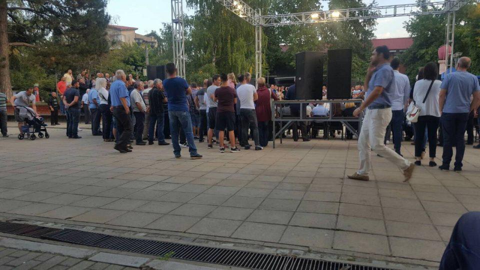 ФОТО: СДСМ без поддршка и во Кичево и во Ресен