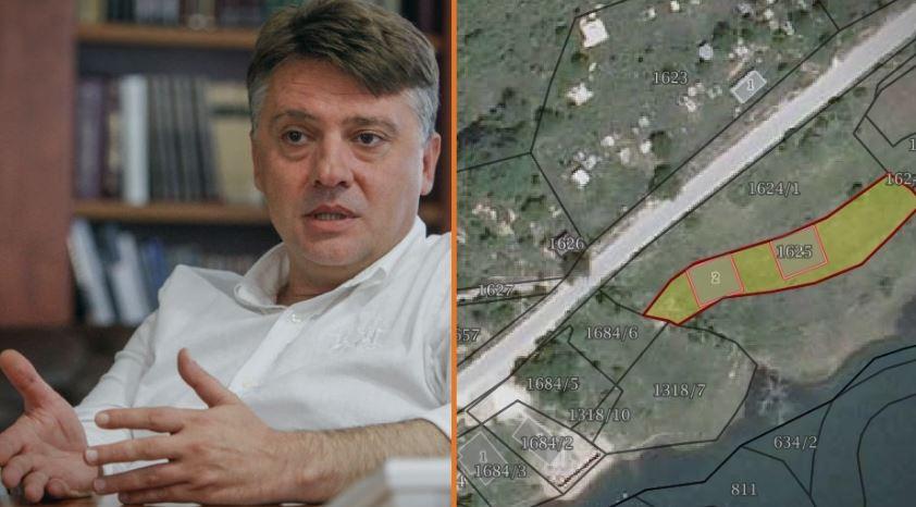 Скандал за 5 години затвор: Шилегов узурпира државно земјиште во Маврово