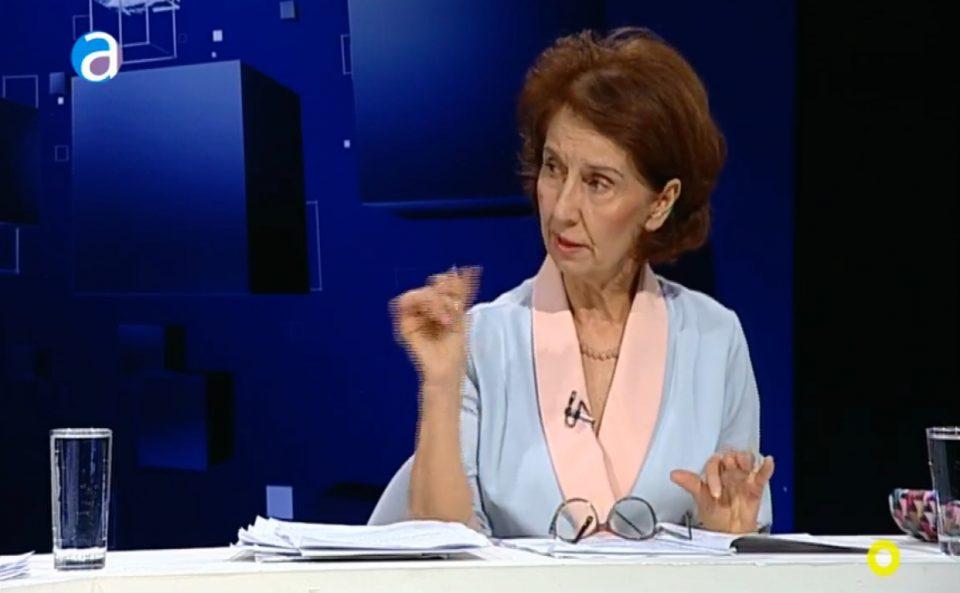 Силјановска: Во Манифестот на АСНОМ нема иредентизам