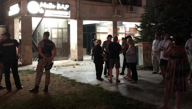Станарите од првиот влез во ТЦ Скопјанка уште не смеат да влезат во домовите