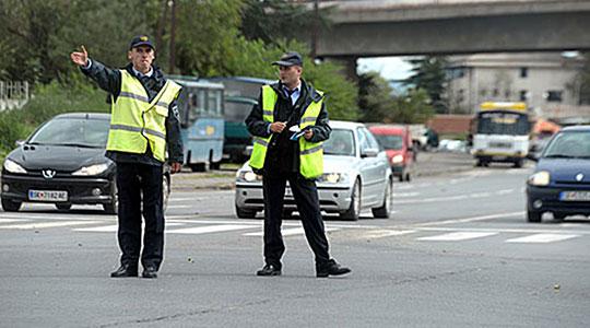 Посебен сообраќаен режим во Нерези