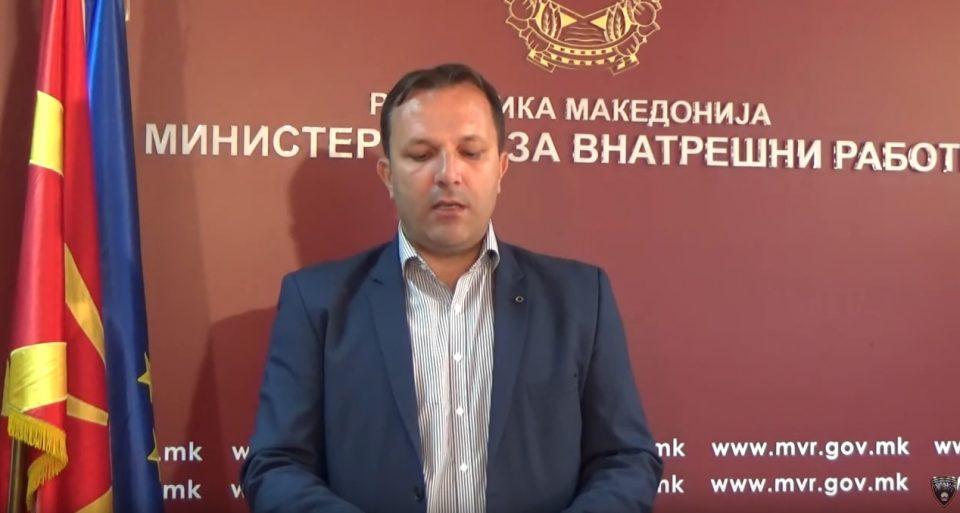 Спасовски во посета на СВР Куманово