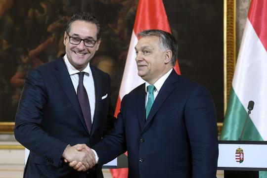 Штрахе го повика Орбан да формираат заедничка група во Европарламентот