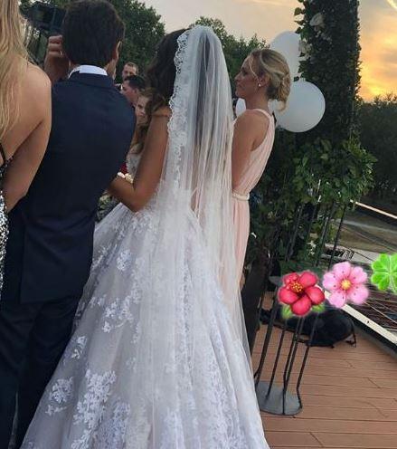 """Се ожени познатиот пејач на """"Ѕвездите на гранд"""", на свадбата и познатата македонска пејачка која блесна со новиот имиџ (ФОТО)"""