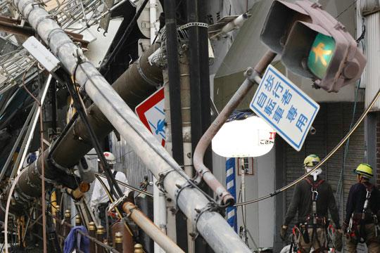 Едно лице загина, десетици повредени во силен тајфун во Јапонија