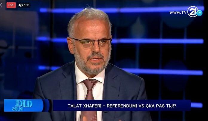 Џафери: По референдумот, Законот за употреба на јазиците и договорот со Грција ќе се објават во Службен весник