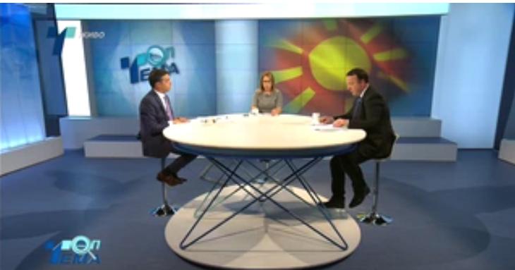 Николовски:Димитров е дел од една екипа која сака да ја забрани политичката партија ВМРО-ДПМНЕ
