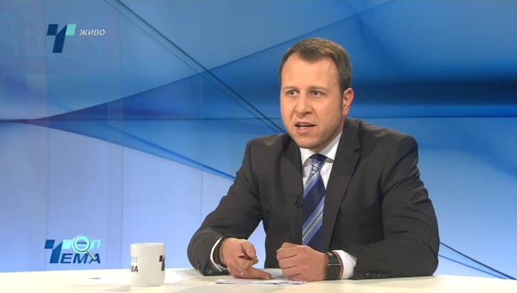 Јанушев: Ние од самиот старт сме против договорот, поистоветувањето на ЕУ и НАТО со договорот е апсурд