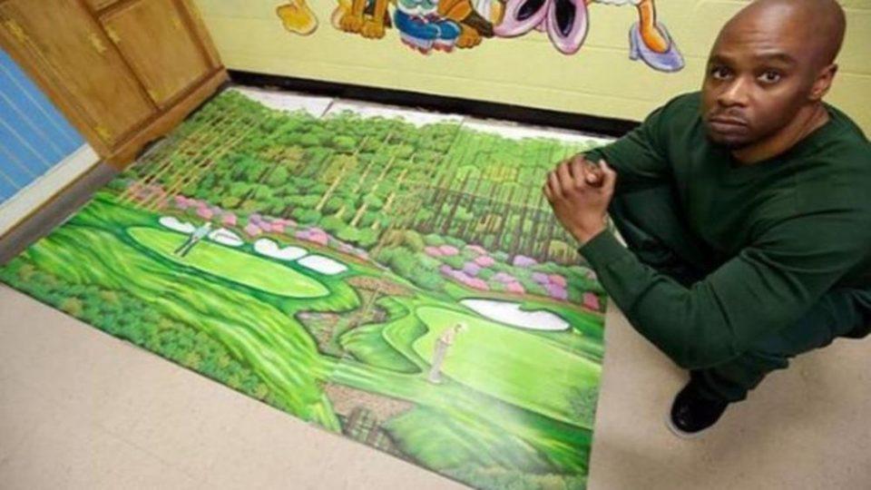 Невин поминал 27 години зад решетки: Конечно е пуштен поради своите цртежи (ВИДЕО)