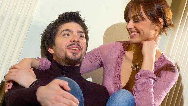ФОТО: Таа му беше најверна другарка на Тоше – Антонија Шола не можеше да облече пократко мини