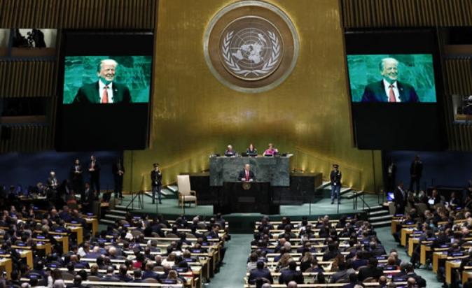 Трамп во ОН: Отфрламе глобализам, прифаќаме патриотизам