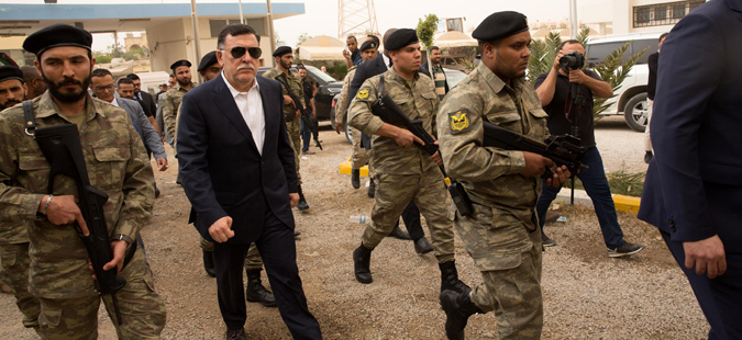 Најмалку 115 луѓе се убиени во борбите за Триполи