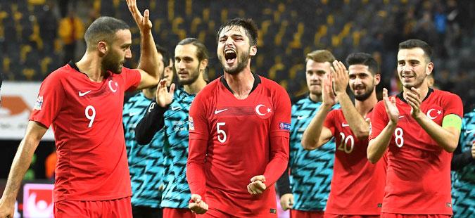 ВИДЕО: Пресвртот на Турција против Шведска во режија на Акбаба