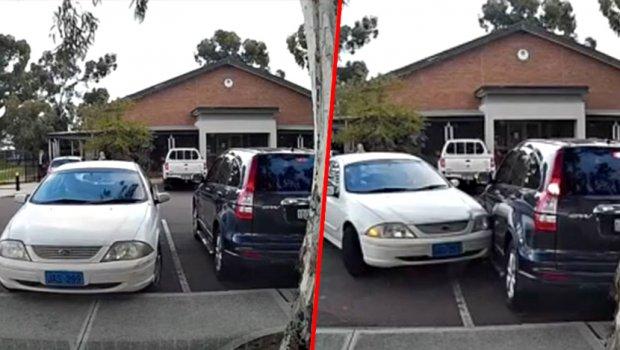 Најбизарната сообраќајка го подели интернетот: Кој е крив за овој судир? (ВИДЕО)