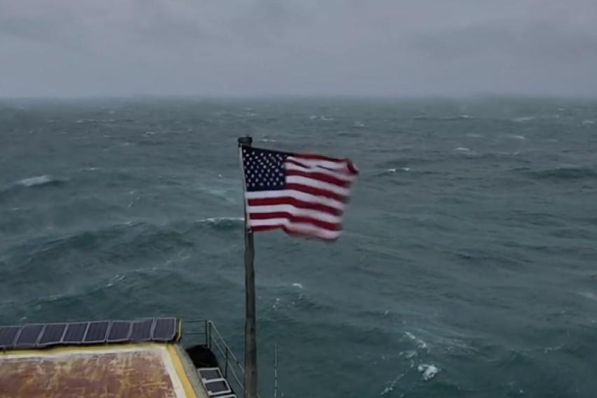 СЛЕДЕТЕ ВО ЖИВО: Катастрофата е пред врата, доаѓа ураганот претставен како чудовиште (ВИДЕО)