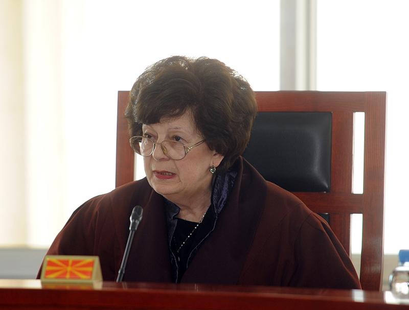 За Гошева одлуката за референдум е неуставна, предлага Уставниот суд да поведе постапка