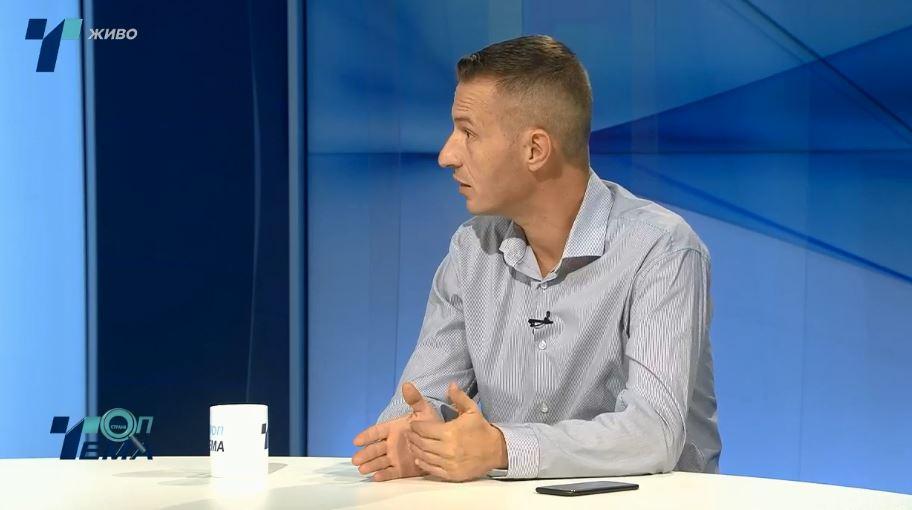 Божиновски: Власта направи погрешни чекори со референдумот