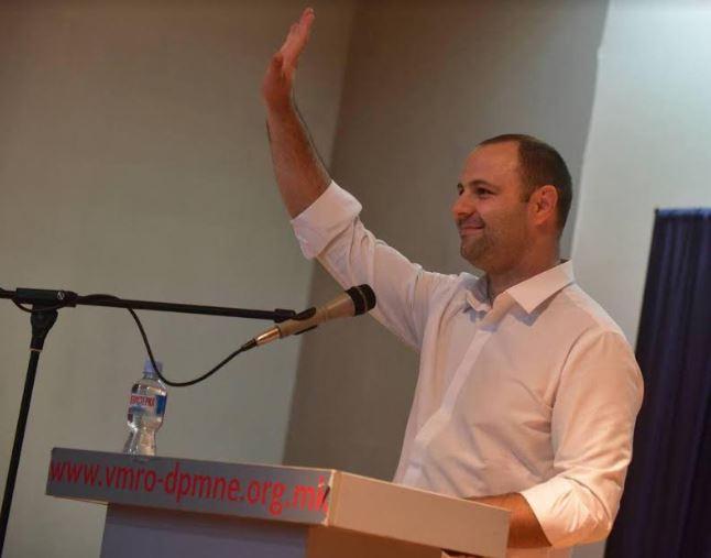 Мисајловски: ВМРО-ДПМНЕ е познат по лавот како симбол, колку и да е борбата тешка лавот секогаш се воздигнува и победува