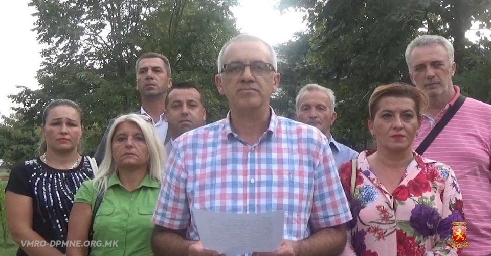 Кутлешовски: Георгиевски нема реализирано една нова капитална инвестиција, ВМРО-ДПМНЕ ќе ги поддржи проектите