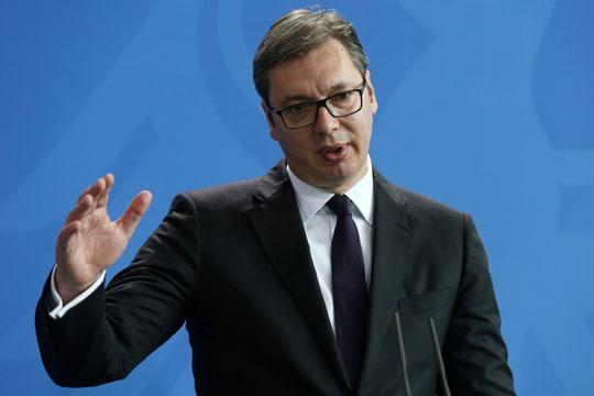 Вучиќ: Решението на проблемот меѓу Србите и Албанците ќе го измени регионот