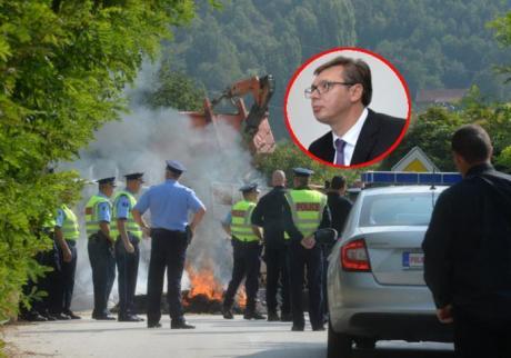 Детали за драмата во Косово: Снајперистот го чекал Вучиќ