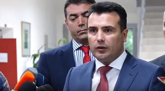 """Дали ќе успее планот на Заев преку 80 пратеници да ја изигра волјата на скоро 1,2 милиони граѓани кои кажаа """"НЕ"""" за договорот со Грција?"""